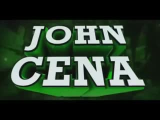 sweet girl and john cena