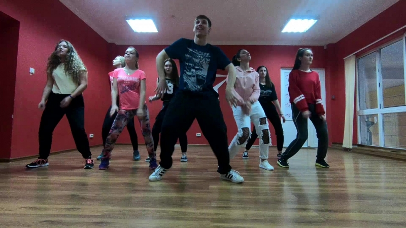 Goldlink - Wassup / Maks Nikolyuk Dance Training