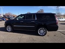 2018 Cadillac Escalade ESV Denver, Lakewood, Wheat Ridge, Englewood, Littleton, CO CD6685