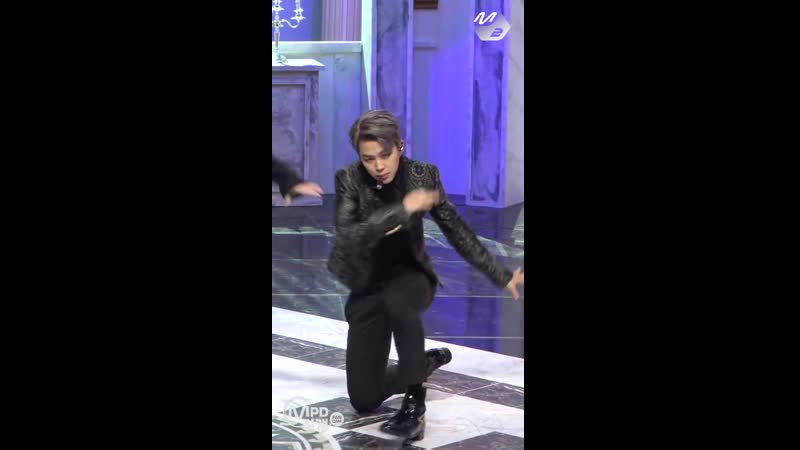 (Blood Sweat Tears) BTS JiMin FanCam ¦ @MCOUNTDOWN_2016.10.13