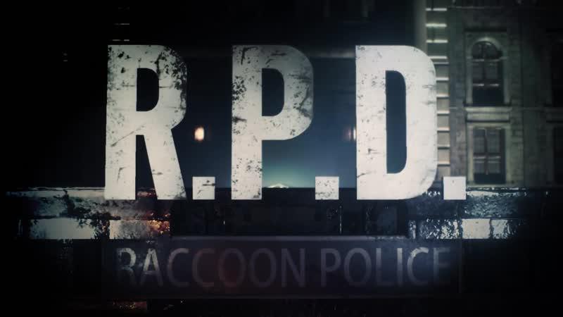 Resident Evil 2 - Релизный трейлер