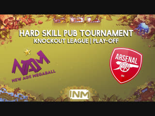 Hspt 4. kl. play-off. 1/2. new age megaball vs. arsenal london