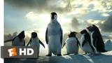 Happy Feet (810) Movie CLIP - Mumble Takes a Leap (2006) HD