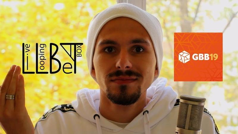 LiL'BeaT (Ukraine) - Flying High | Grand Beatbox Battle 2019 Wildcard