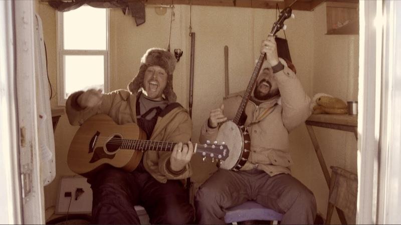 Ice Fishin' Shack - The Okee Dokee Brothers