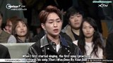 Kim Yeon Woo Talking About Onew
