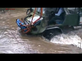 How To Get Your Unimog Dirty - The Best 4x4 for Off Roading