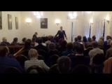 В доме Шаляпина поёт солист Большого театра Федор Тарасов