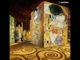 Музей цифрового искусства в Париже
