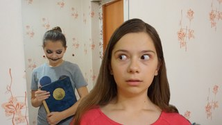 Страшилка от Баку: Дух исполнения желаний приди! Nepeta Story