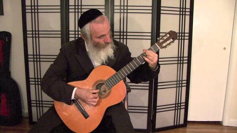 Chopin Marche Funebre for guitar - Eyal Zeidman