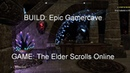 Deco Raider 3 Epic Gamercave The Elder Scrolls Online custom housing build