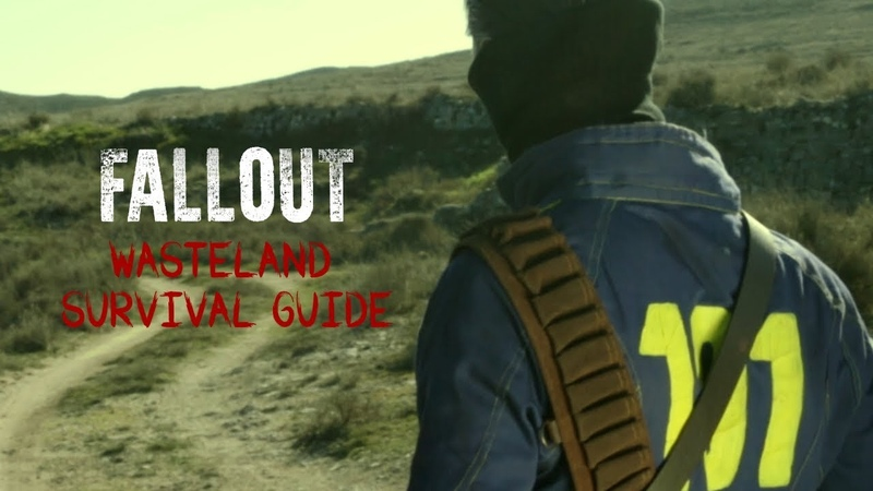 Fallout Wasteland Survival Guide - Fan Film (2017) [SUB ESP]