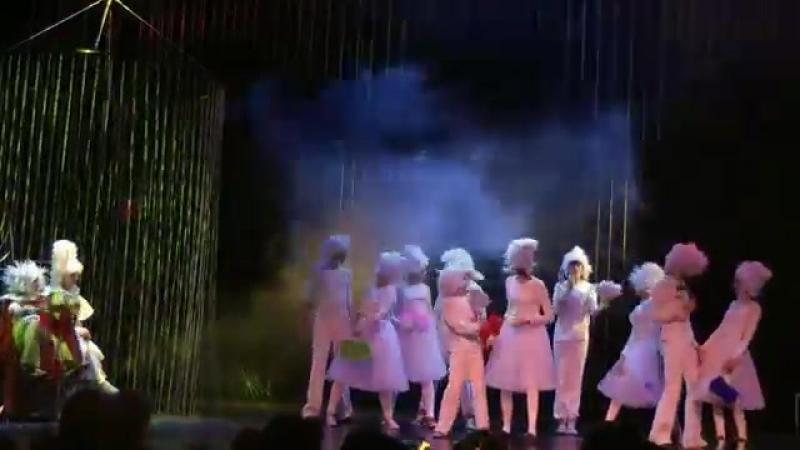 Мюзикл Царица Ночи, реж. Дмитрий Бикбаев, 28-12-2011
