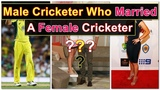 Which Male Cricketer is Married to a Female Cricketer...?