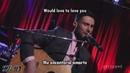 Maroon 5 - If I Fell (The Beatles) HD Video Subtitulado Español English Lyrics