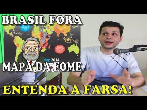 Lula tirou o Brasil do Mapa da Fome Entenda a farsa