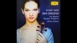 Bach Concertos BWV 1042 - Hilary Hahn 432Hz
