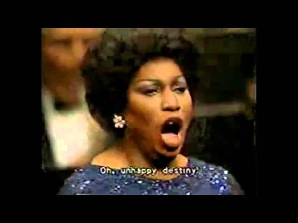 Leontyne Price interpreta: La Forza del destino de G.Verdi