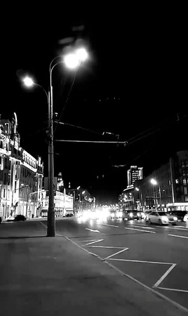 """LiNA on Instagram Night Moscow streets i'm in love ~ city night blackwhite moscow inspiration love life nightlife russia"""""""