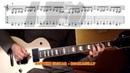 Rockabilly Rhythm GUITAR LESSON with TAB