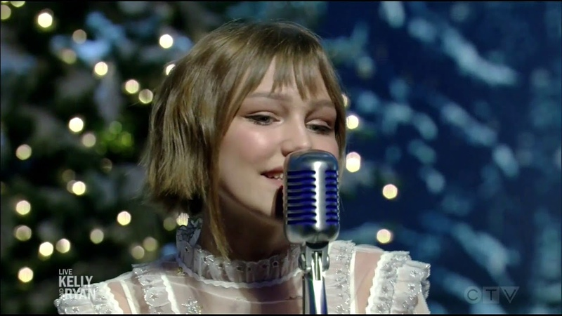 Grace VanderWaal Ingrid Michaelson - Rocking Around the Christmas Tree