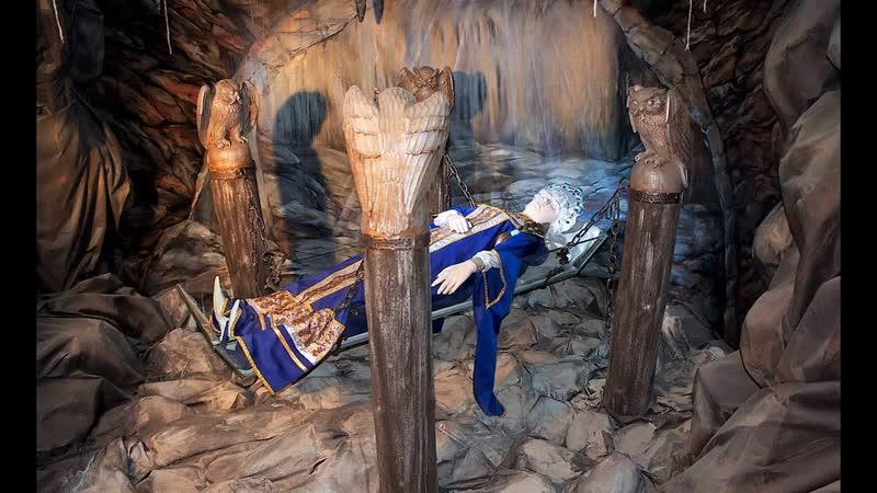 Тисульская Принцесса загадочная археологическая находка