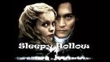 Джонни Депп (Сонная лощина )(Drawing Johnny Depp,Sleepy Hollow)