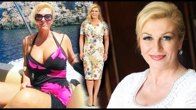 Как одевается президент Хорватии - Колинда Грабар-Китарович