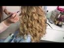 Видео мк по прическам для Мисс Супер Вумен