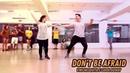 Dont Be Afraid - Dru - Vini Mesquita e Carol Dumay Zouk Brasileiro
