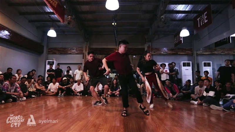 King Mistica   Choreographers Cup 2018 [ @AyelMari   ChoreoCup2018