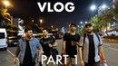 Berywam Vietnam and Thailand Vlog 1
