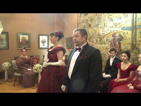 Розовый бал: Поздравление от Бауманцев!)