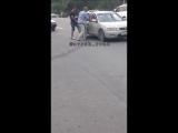 27.07.18 ДТП верх Куникова с участием пешехода, состояние участников аварии вызывает много вопросов