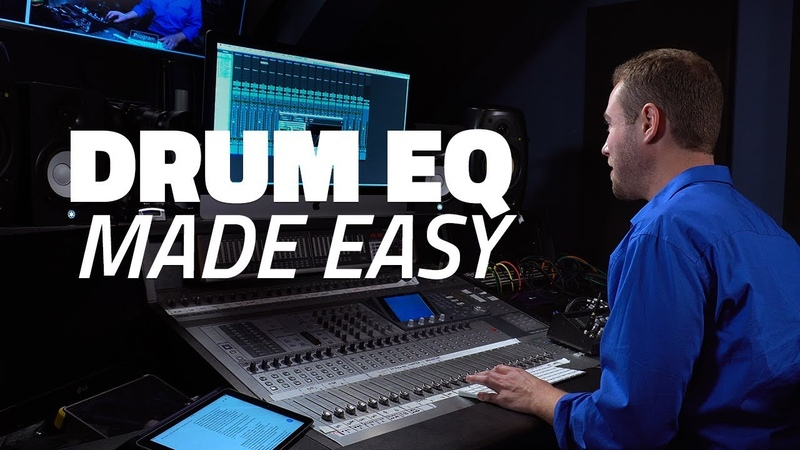 A Guide To Drum EQ