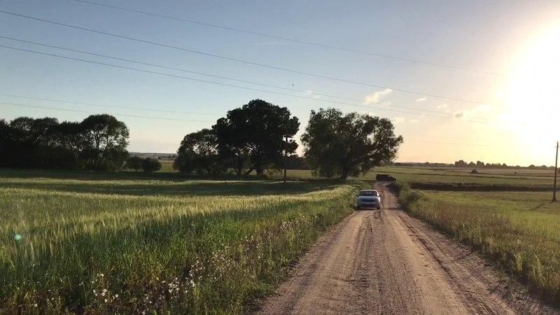 Įspūdis Prie Eišiškių LRT aplink Lietuvą