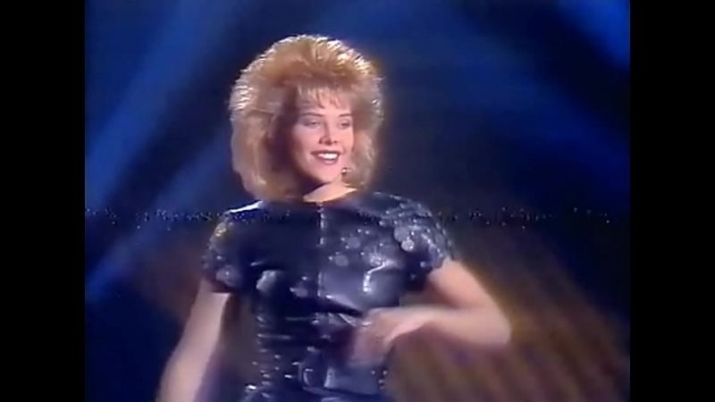 C.C. Catch - Are You Man Enough (Sabado noche, 1987, TVE)