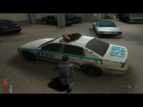 Max Payne 2: The Fall Of Max Payne (PC, 2003) Часть 3 Глава 1 Живучий упрямец