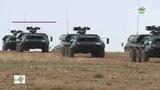 الجزائر - شاهد تمرين تكتيكي بالذخيرة الحية &#