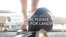 """Patreon Trailer Take Your Seat For Landing"""" ShoePlay Reinforced Nylons"""
