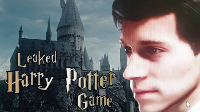 Warner Bros Developing a Harry Potter RPG (Not The Trailer)