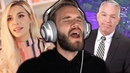 Marzia quits YouTube, Voiceover Pete BANNED, WSJ BACK at it again?!