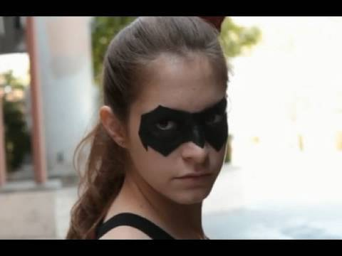 Girl Super Hero Fights Back : Thin Air Part 1 : Original Short