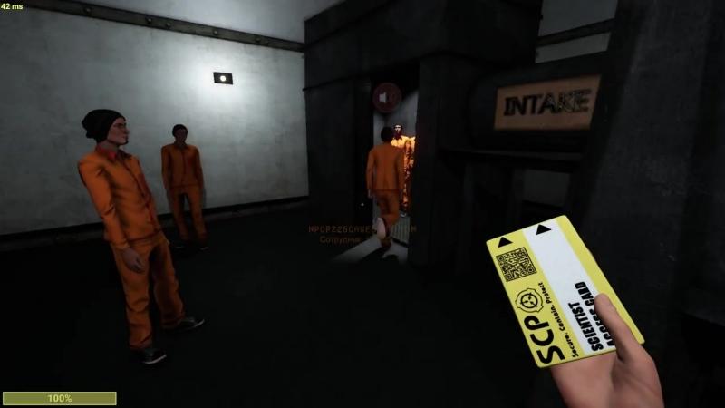 [МИР ММО ИГР] СЦП аномалии пытаются уничтожить нас - Новые серваки SCP: Secret Laboratory - Игра за класс D
