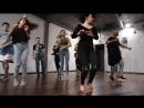 Bachata Fusion фрагмент занятий с Jorge Maryano школа танцев Держи Ритм