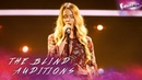 Blind Audition: Somer Smith sings His Eye Is On The Sparrow | The Voice Australia 2018