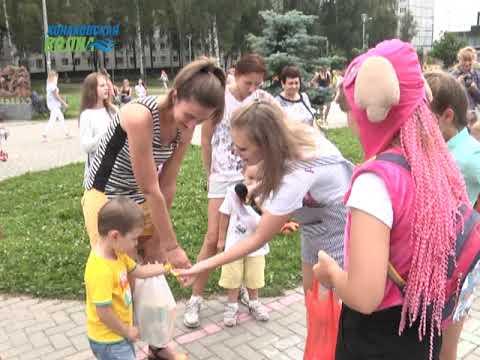Конаковские малыши приняли участие в соревнованиях Обгонялка