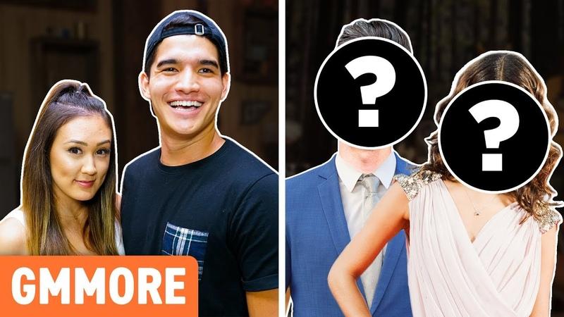 Which Celebrity Couple Are We? ft. LaurDIY Alex Wassabi