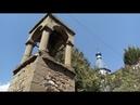 Минарет древней мечети в Партените